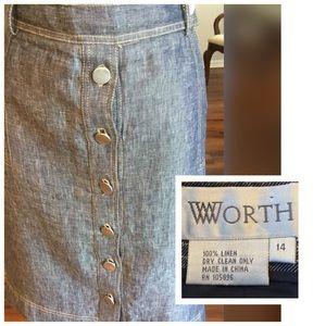 Worth Skirt